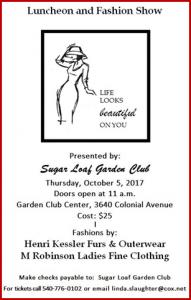 FASHION SHOW SUGAR LOAF GC @ RCGC | Cave Spring | Virginia | United States